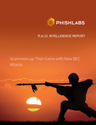 PhishLabs BEC Intelligence Report thmb