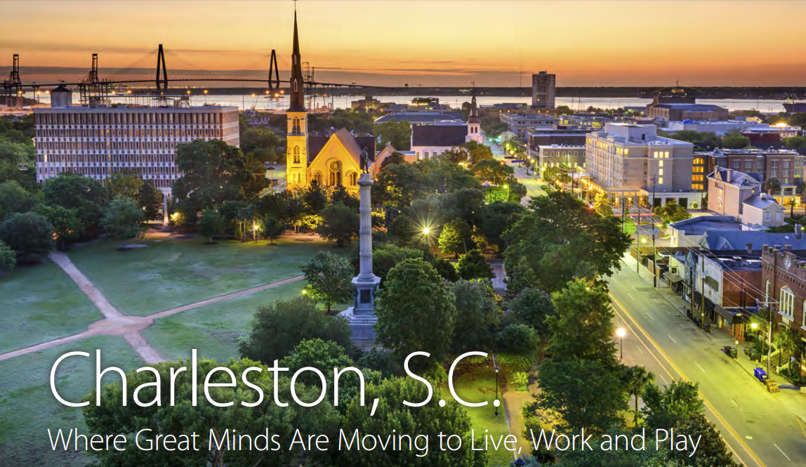 charleston sc where great minds are moving to live work and play phishlabs. Black Bedroom Furniture Sets. Home Design Ideas
