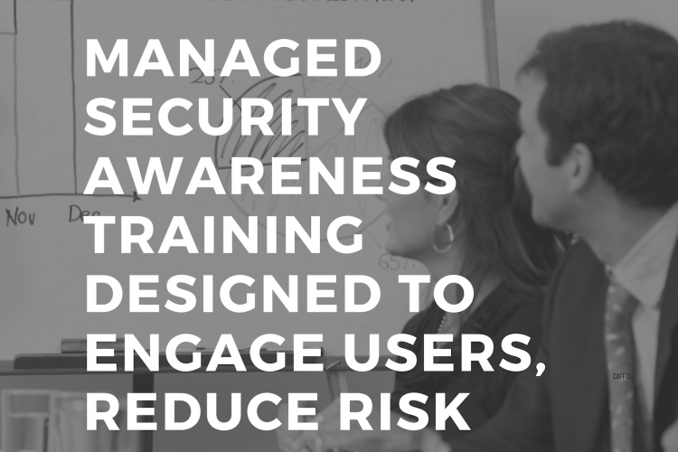 Managed Security Awareness Training