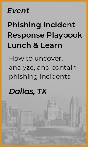 Dallas Lunch & Learn: May 21