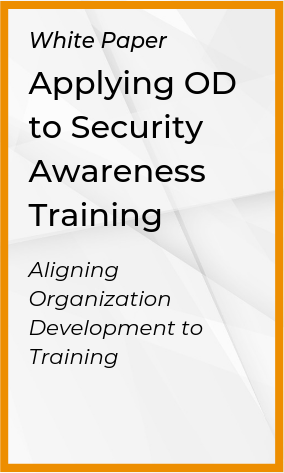 OD in Security Awareness Training