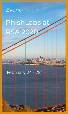 Wine, Dine, and Chat With us at RSA 2020