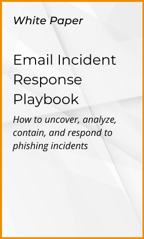 Email Incident Response Playbook